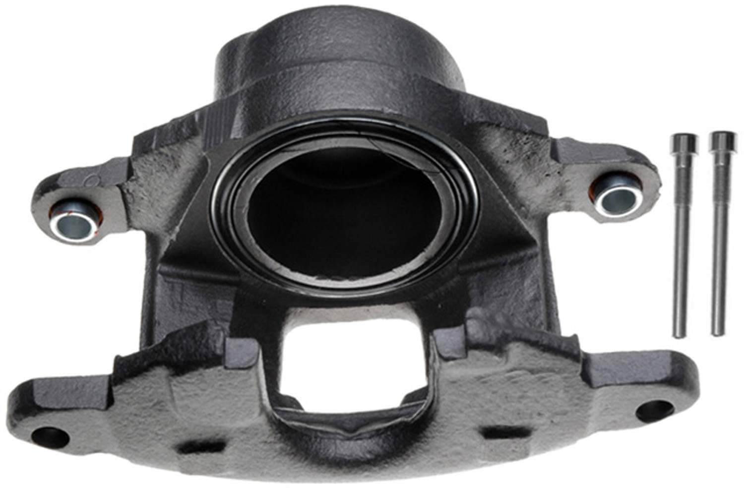 ACDELCO PROFESSIONAL BRAKES - Remanufactured Friction Ready Non-Coated - ADU 18FR641