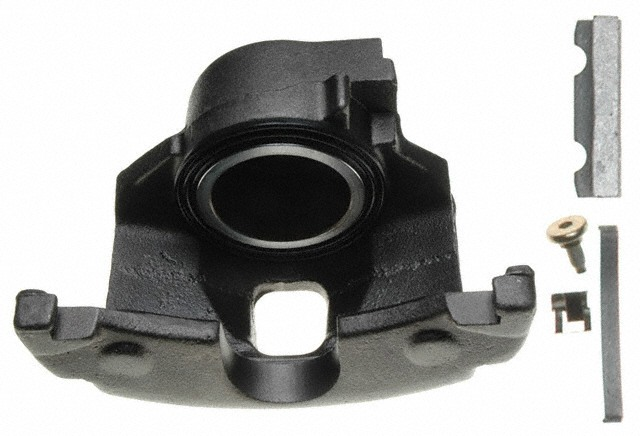 ACDELCO PROFESSIONAL BRAKES - Remanufactured Friction Ready Non-Coated - ADU 18FR652
