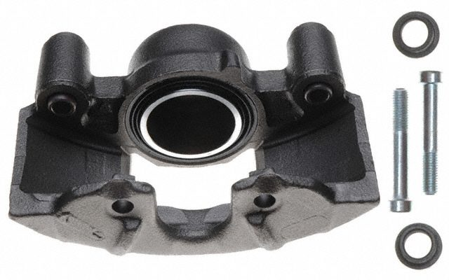 ACDELCO PROFESSIONAL BRAKES - Remanufactured Friction Ready Non-Coated - ADU 18FR692