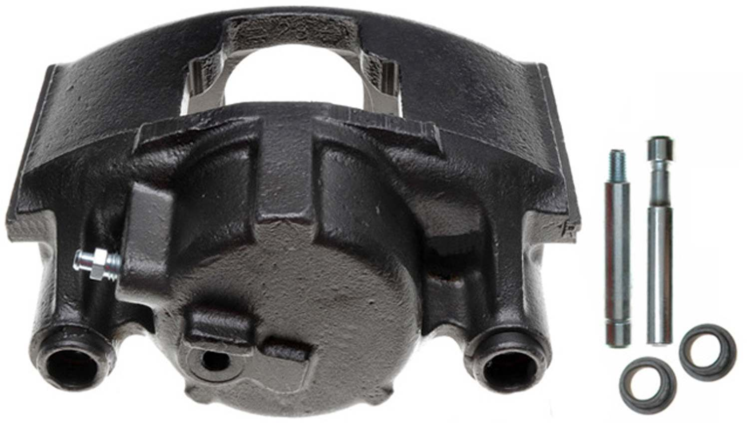 ACDELCO PROFESSIONAL BRAKES - Reman Friction Ready Non-Coated Disc Brake Caliper (Front Right) - ADU 18FR745