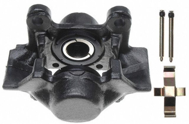 ACDELCO PROFESSIONAL BRAKES - Reman Friction Ready Non-Coated Disc Brake Caliper (Rear Left) - ADU 18FR928