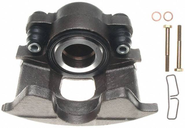 ACDELCO PROFESSIONAL BRAKES - Reman Friction Ready Non-Coated Disc Brake Caliper - ADU 18FR994