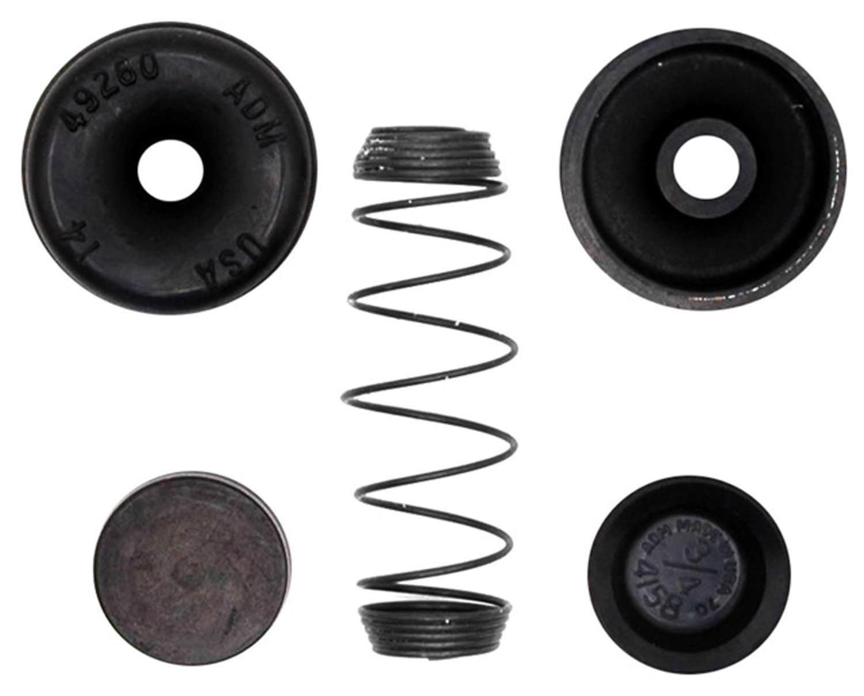 ACDELCO PROFESSIONAL BRAKES - Drum Brake Wheel Cylinder Kit - ADU 18G41