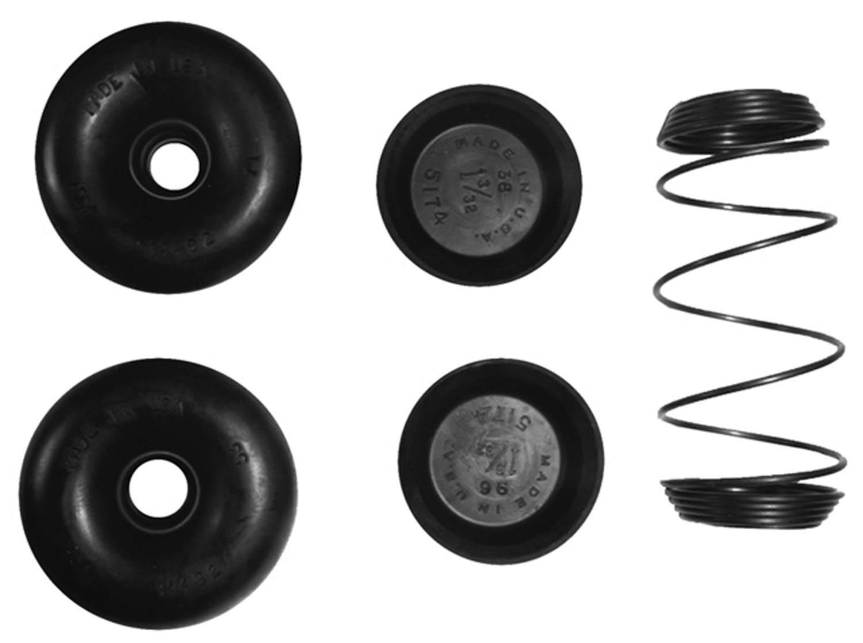 ACDELCO GOLD/PROFESSIONAL BRAKES - Drum Brake Wheel Cylinder Kit - ADU 18G4