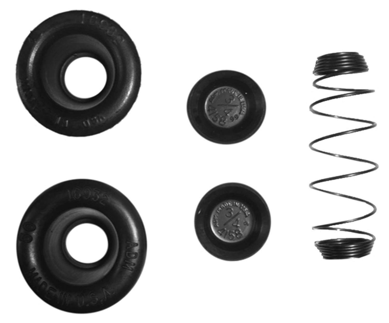 ACDELCO GOLD/PROFESSIONAL BRAKES - Drum Brake Wheel Cylinder Kit - ADU 18G67