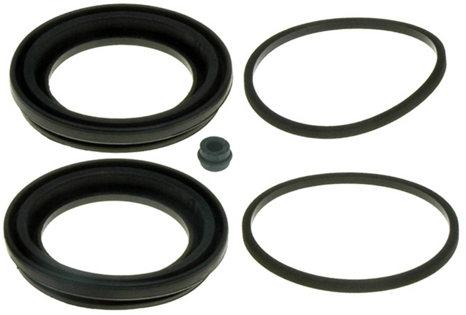 ACDELCO PROFESSIONAL BRAKES - Disc Brake Caliper Seal Kit - ADU 18H1161