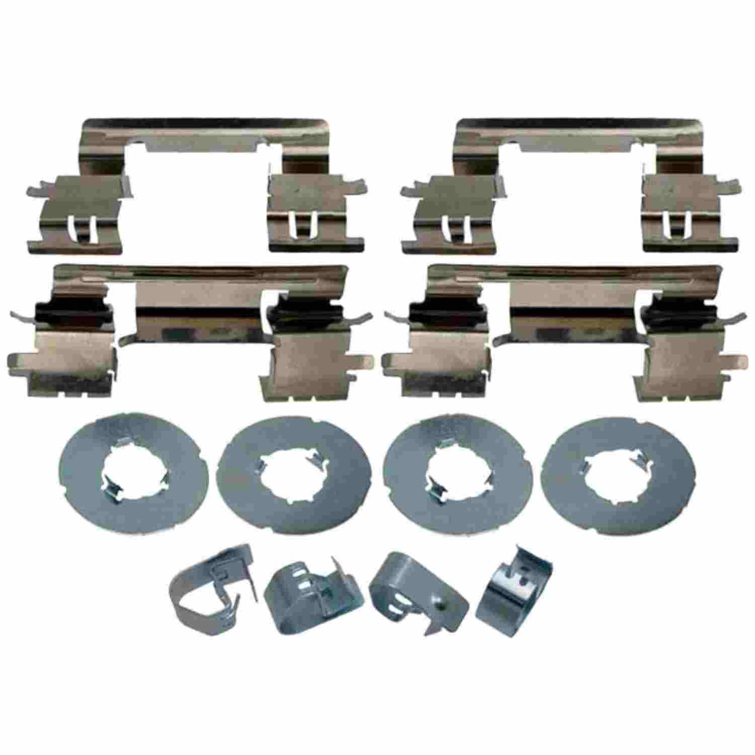 ACDELCO PROFESSIONAL BRAKES - Disc Brake Hardware Kit - ADU 18H1199