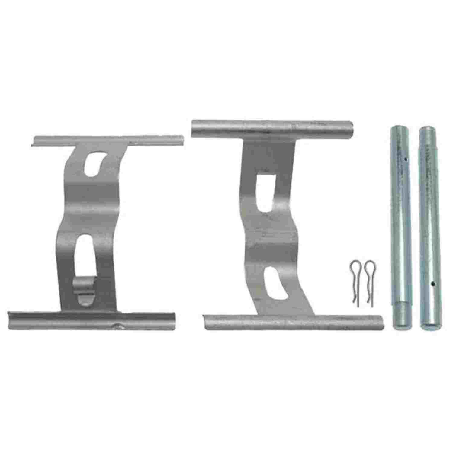 ACDELCO PROFESSIONAL BRAKES - Disc Brake Hardware Kit - ADU 18H1200
