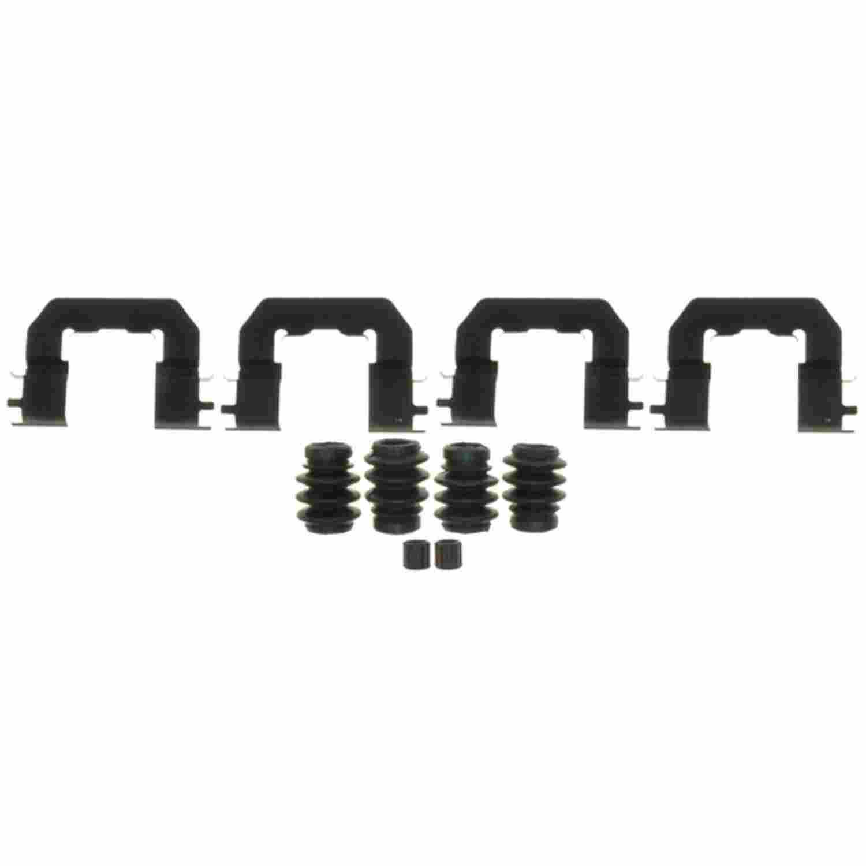 ACDELCO PROFESSIONAL BRAKES - Disc Brake Hardware Kit - ADU 18H1210