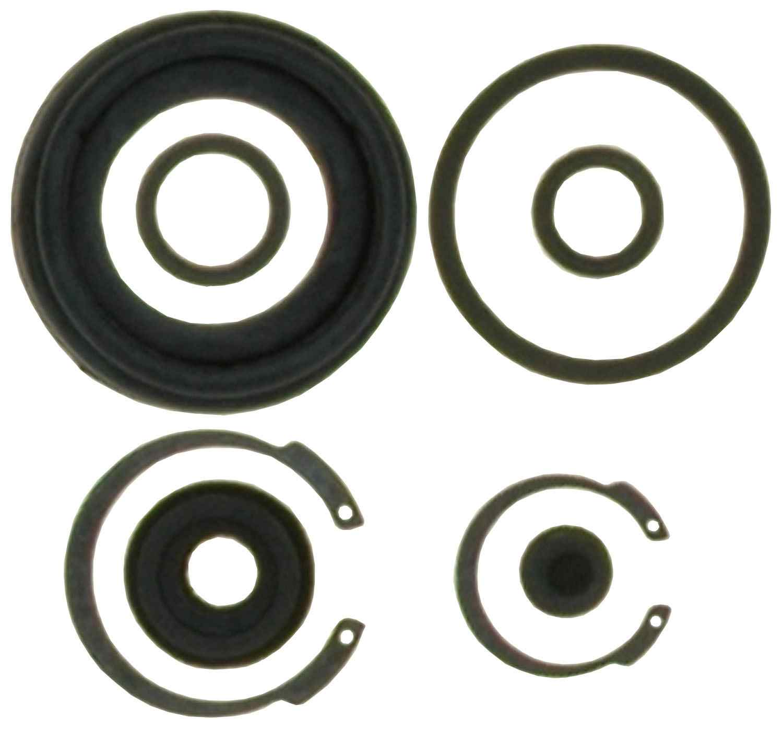 ACDELCO PROFESSIONAL BRAKES - Disc Brake Caliper Seal Kit - ADU 18H1248