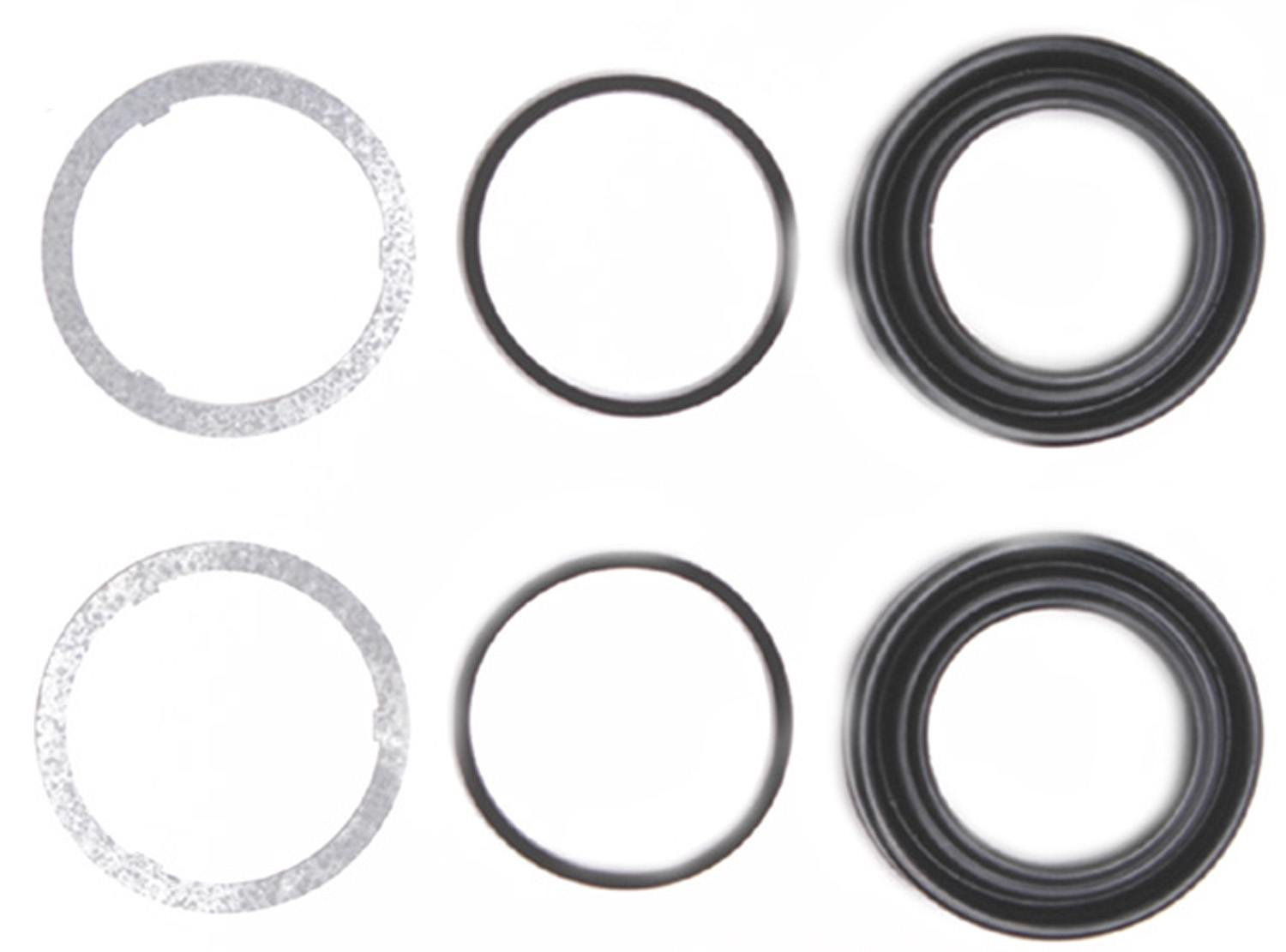 ACDELCO GOLD/PROFESSIONAL BRAKES - Disc Brake Caliper Seal Kit (Front) - ADU 18H162