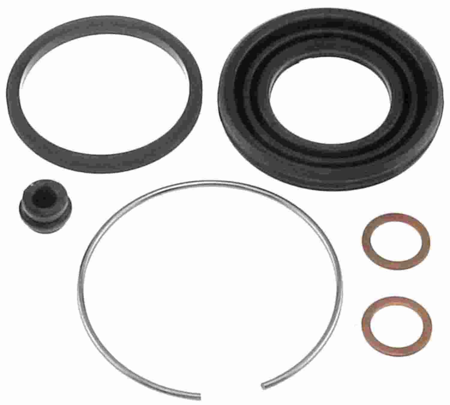 ACDELCO PROFESSIONAL BRAKES - Disc Brake Caliper Seal Kit (Rear) - ADU 18H175
