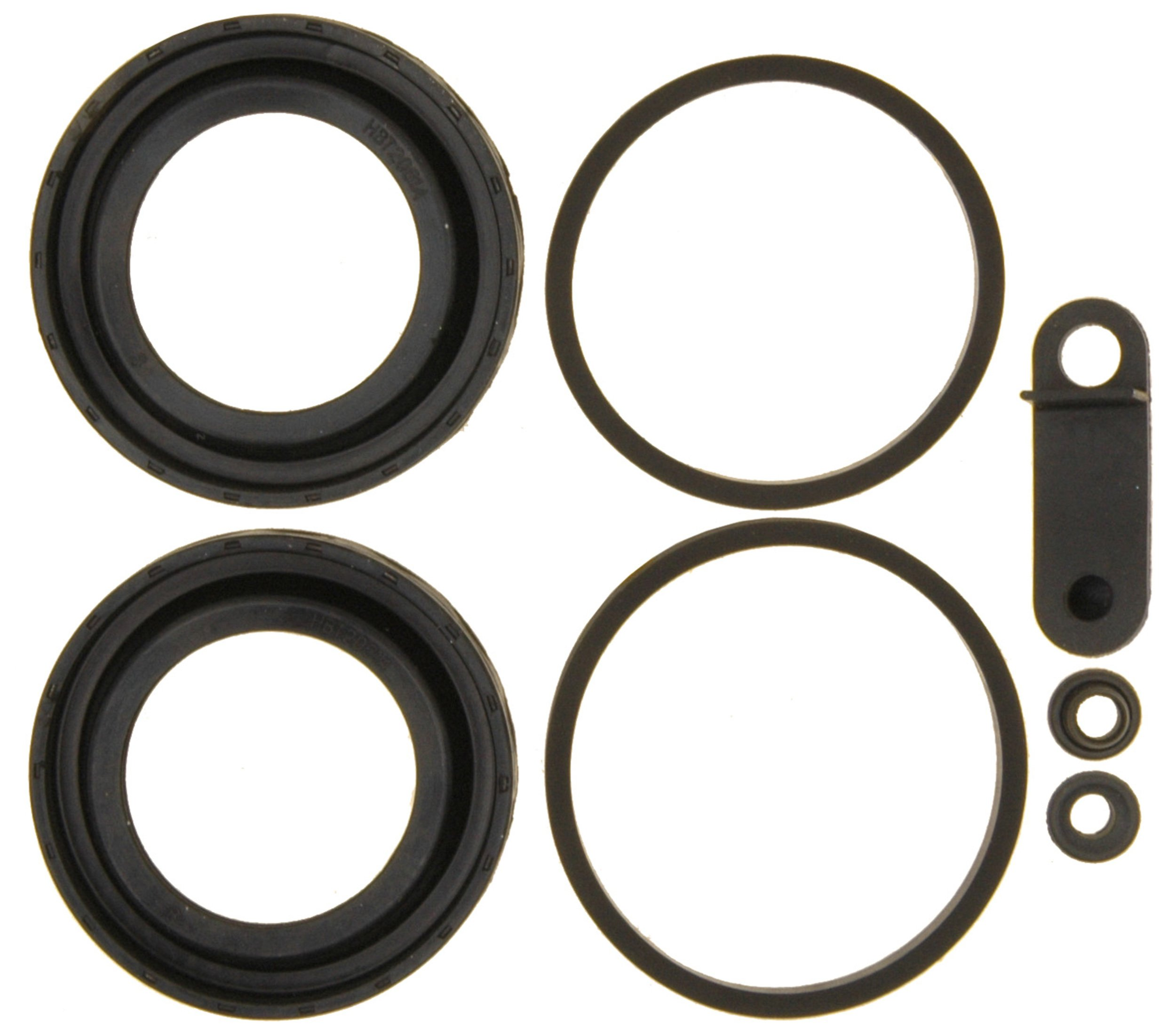 ACDELCO PROFESSIONAL BRAKES - Disc Brake Caliper Seal Kit (Rear) - ADU 18H3318