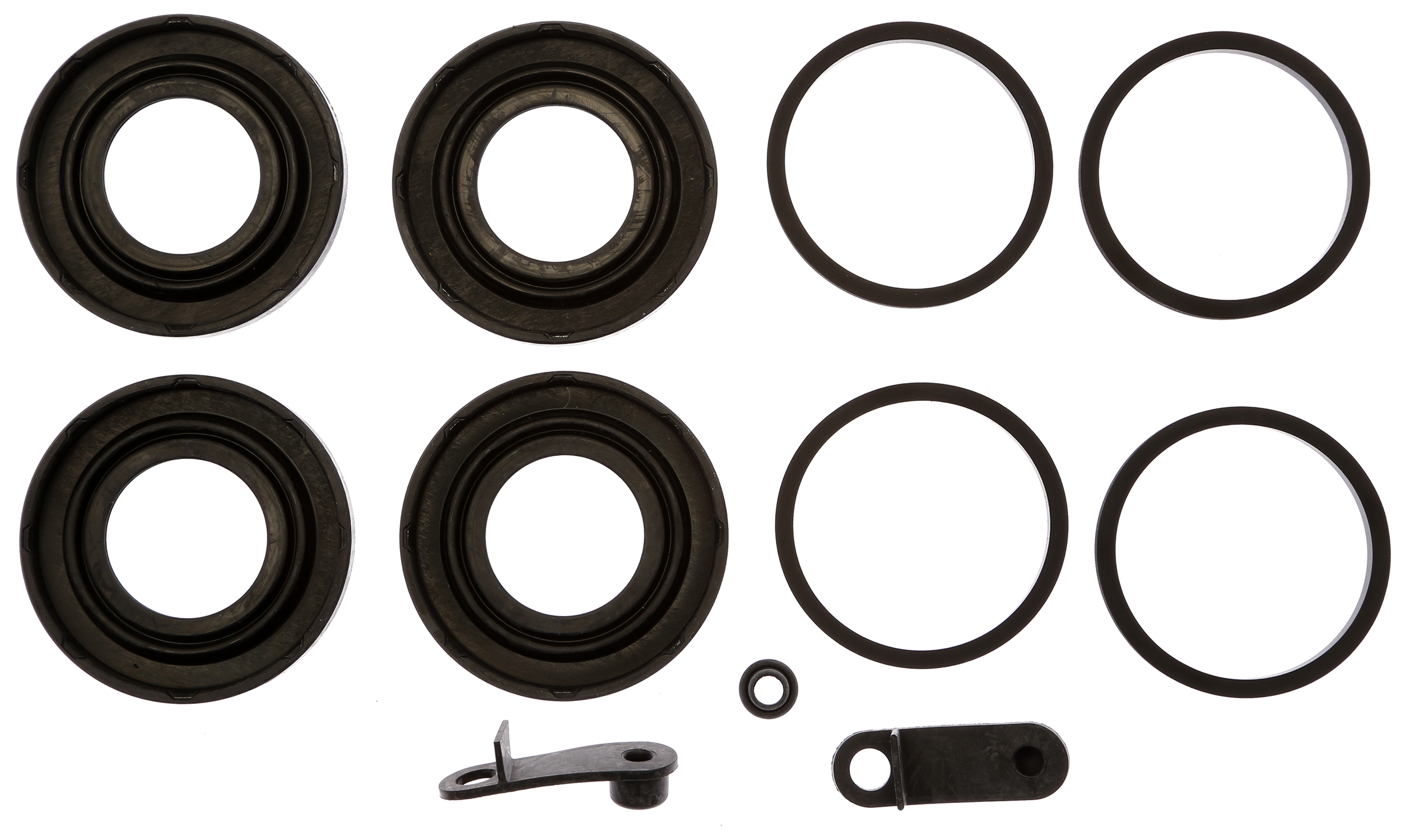 ACDELCO GOLD/PROFESSIONAL BRAKES - Disc Brake Caliper Seal Kit (Front) - ADU 18H3330