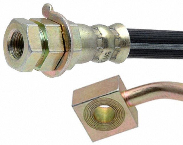 ACDELCO GOLD/PROFESSIONAL BRAKES - Brake Hydraulic Hose (Front Right) - ADU 18J1549