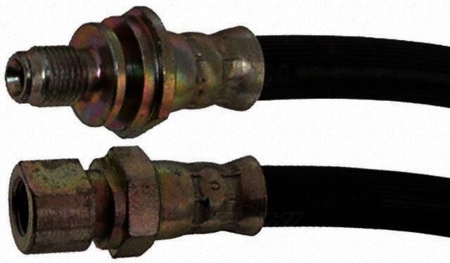 ACDELCO PROFESSIONAL BRAKES - Brake Hydraulic Hose (Rear Left) - ADU 18J1561