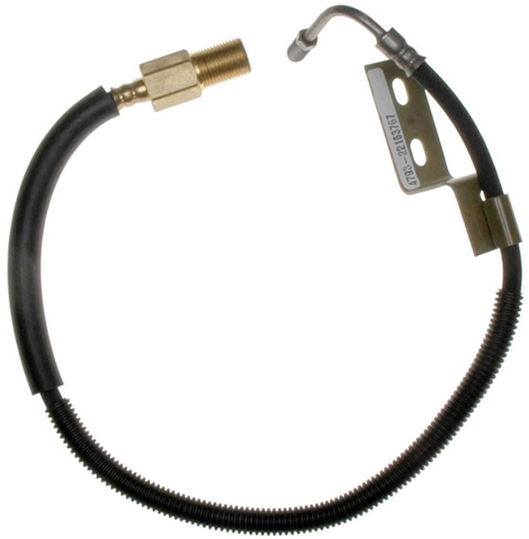ACDELCO GOLD/PROFESSIONAL BRAKES - Brake Hydraulic Hose - ADU 18J1617