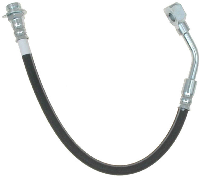 ACDELCO PROFESSIONAL BRAKES - Brake Hydraulic Hose (Front Left) - ADU 18J1650