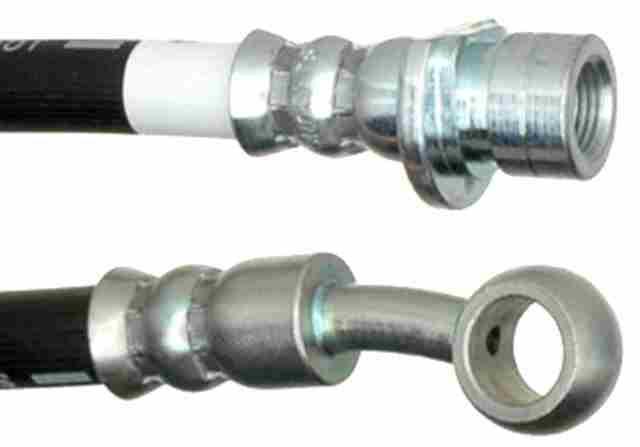 ACDELCO PROFESSIONAL  DURASTOP - Brake Hydraulic Hose - ADU 18J4110