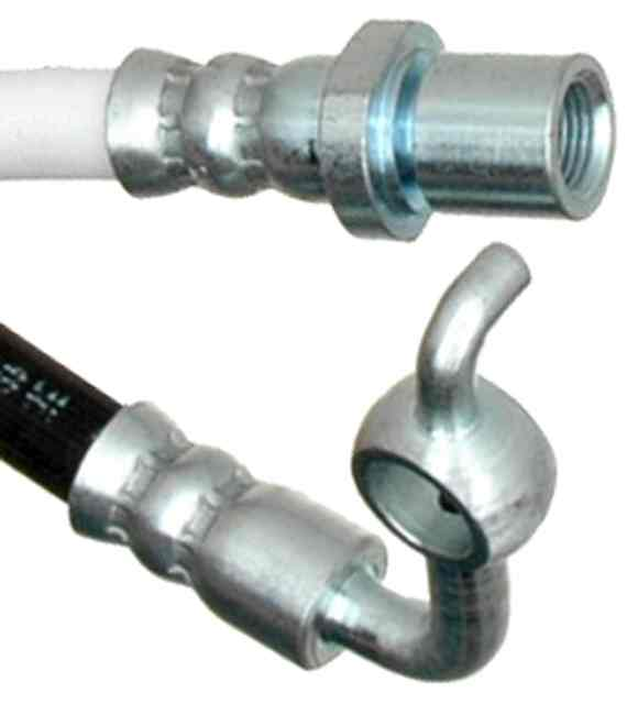 ACDELCO PROFESSIONAL BRAKES - Brake Hydraulic Hose - ADU 18J4182