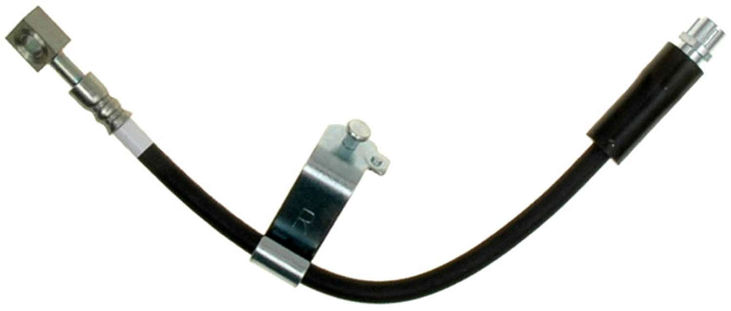 ACDELCO GOLD/PROFESSIONAL BRAKES - Brake Hydraulic Hose (Front Right) - ADU 18J4210