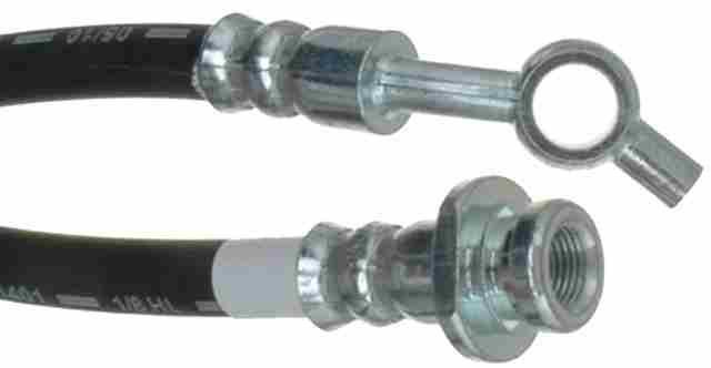 ACDELCO PROFESSIONAL BRAKES - Brake Hydraulic Hose - ADU 18J4452