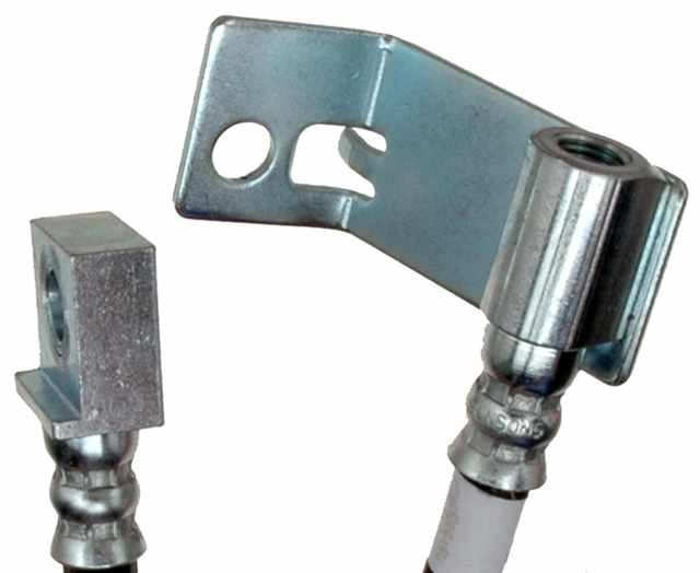 ACDELCO PROFESSIONAL BRAKES - Brake Hydraulic Hose (Rear Left) - ADU 18J4525