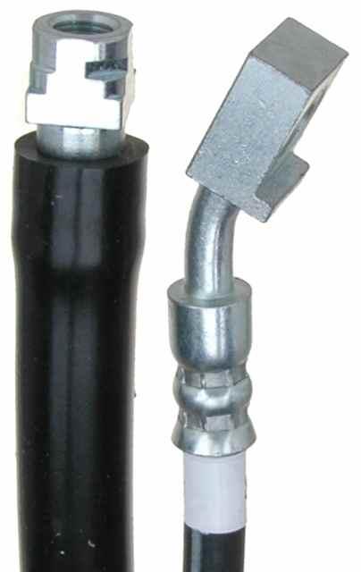 ACDELCO GOLD/PROFESSIONAL BRAKES - Brake Hydraulic Hose (Front Left) - ADU 18J4616
