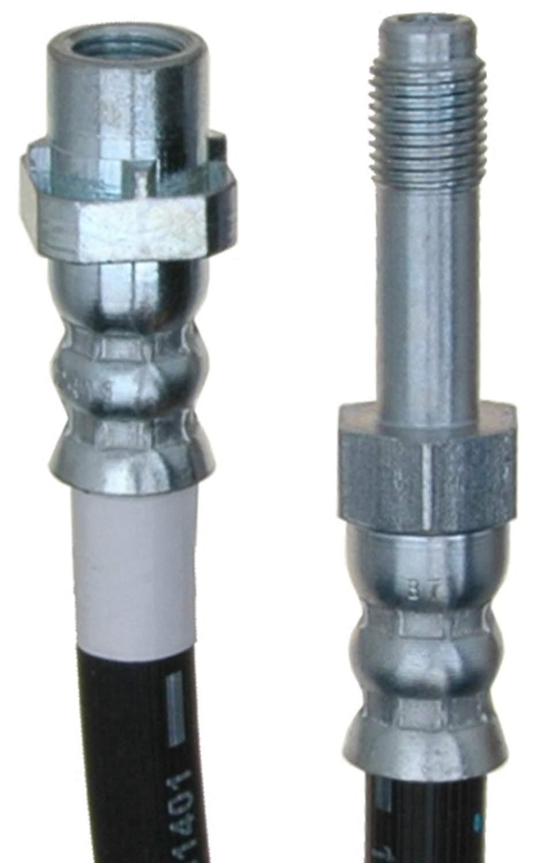 ACDELCO PROFESSIONAL BRAKES - Brake Hydraulic Hose (Rear) - ADU 18J4655