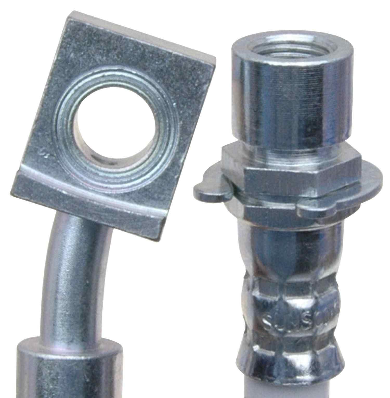 ACDELCO GOLD/PROFESSIONAL BRAKES - Brake Hydraulic Hose (Rear Left) - ADU 18J4930