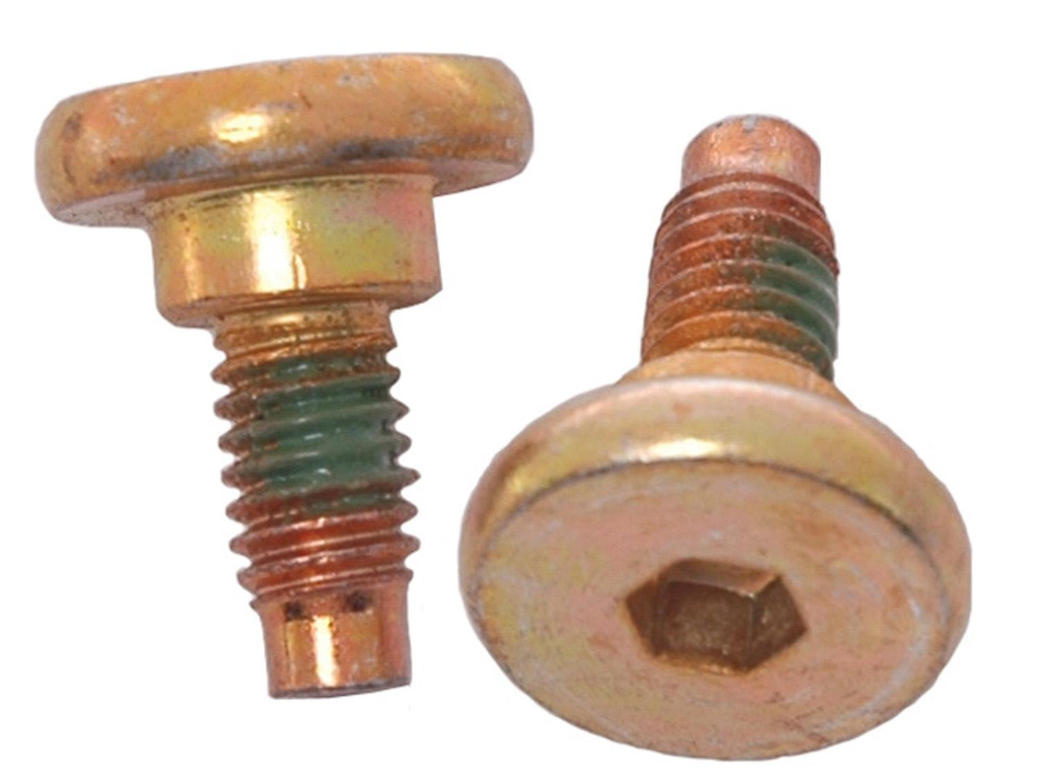 ACDELCO GOLD/PROFESSIONAL BRAKES - Disc Brake Caliper Bolt Kit (Front) - ADU 18K101