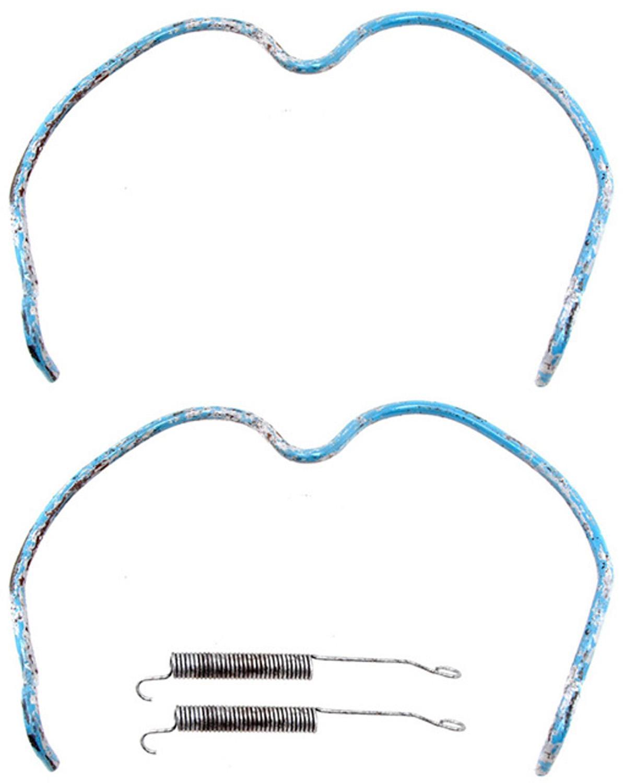 ACDELCO GOLD/PROFESSIONAL BRAKES - Drum Brake Hardware Kit (Rear) - ADU 18K1135