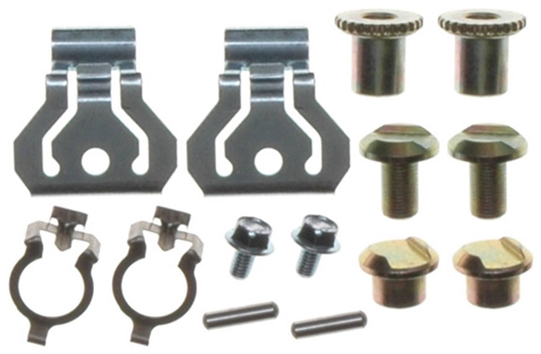 ACDELCO PROFESSIONAL BRAKES - Parking Brake Hardware Kit (Rear) - ADU 18K1187