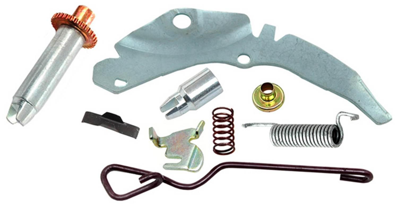 ACDELCO GOLD/PROFESSIONAL BRAKES - Drum Brake Self-Adjuster Repair Kit (Rear Left) - ADU 18K1478