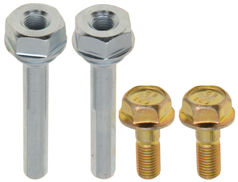 ACDELCO GOLD/PROFESSIONAL BRAKES - Disc Brake Caliper Bolt Kit (Rear) - ADU 18K15314