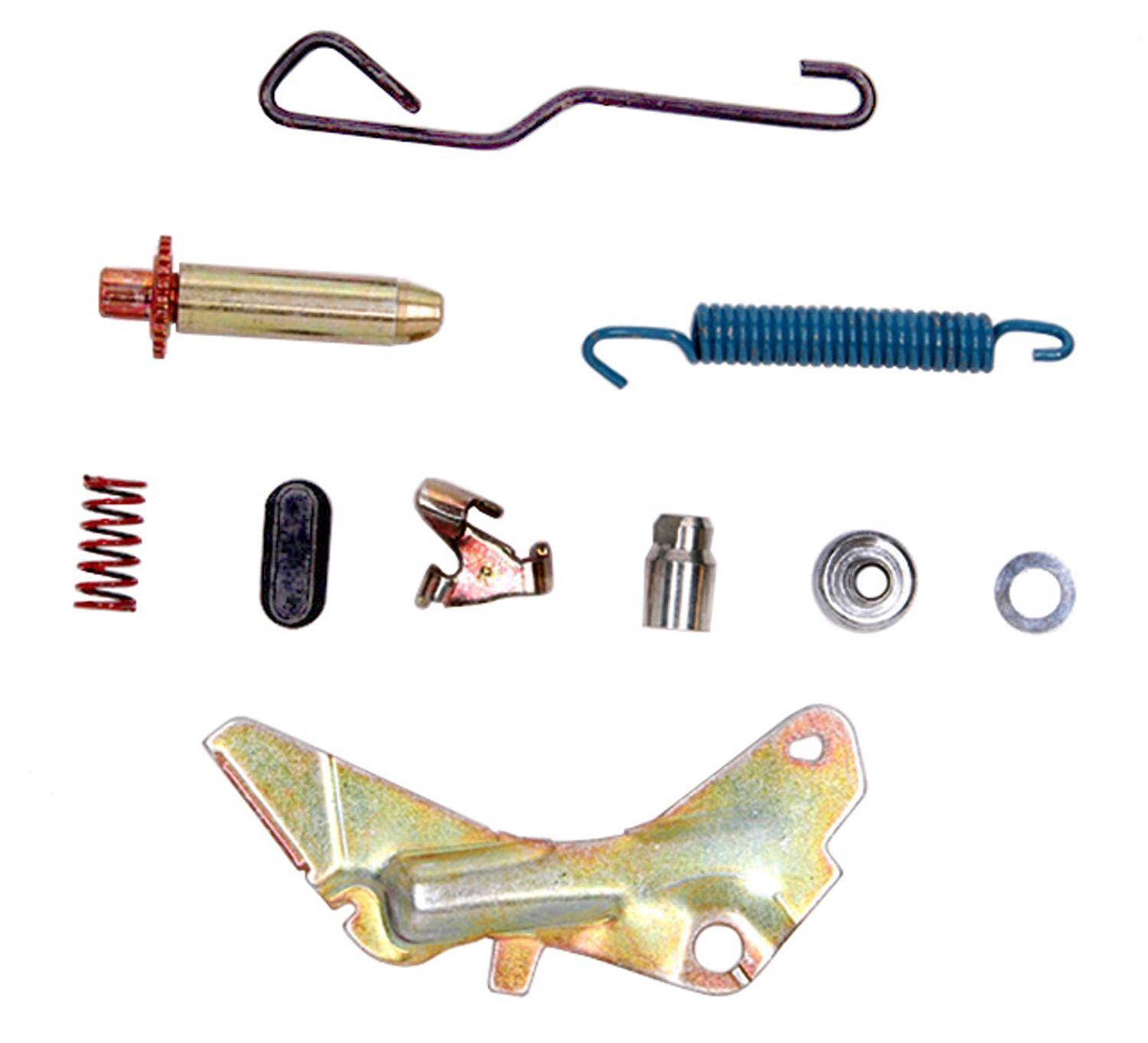 ACDELCO GOLD/PROFESSIONAL BRAKES CANADA - Drum Brake Self-Adjuster Repair Kit (Front Right) - DCO 18K15