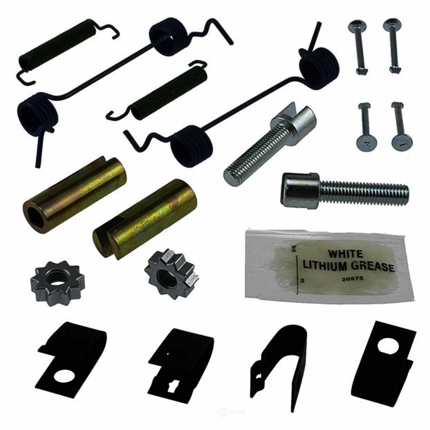 ACDELCO PROFESSIONAL BRAKES - Parking Brake Hardware Kit (Rear) - ADU 18K1618