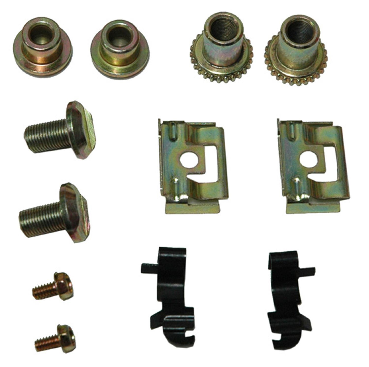 ACDELCO GOLD/PROFESSIONAL BRAKES - Parking Brake Hardware Kit - ADU 18K1628