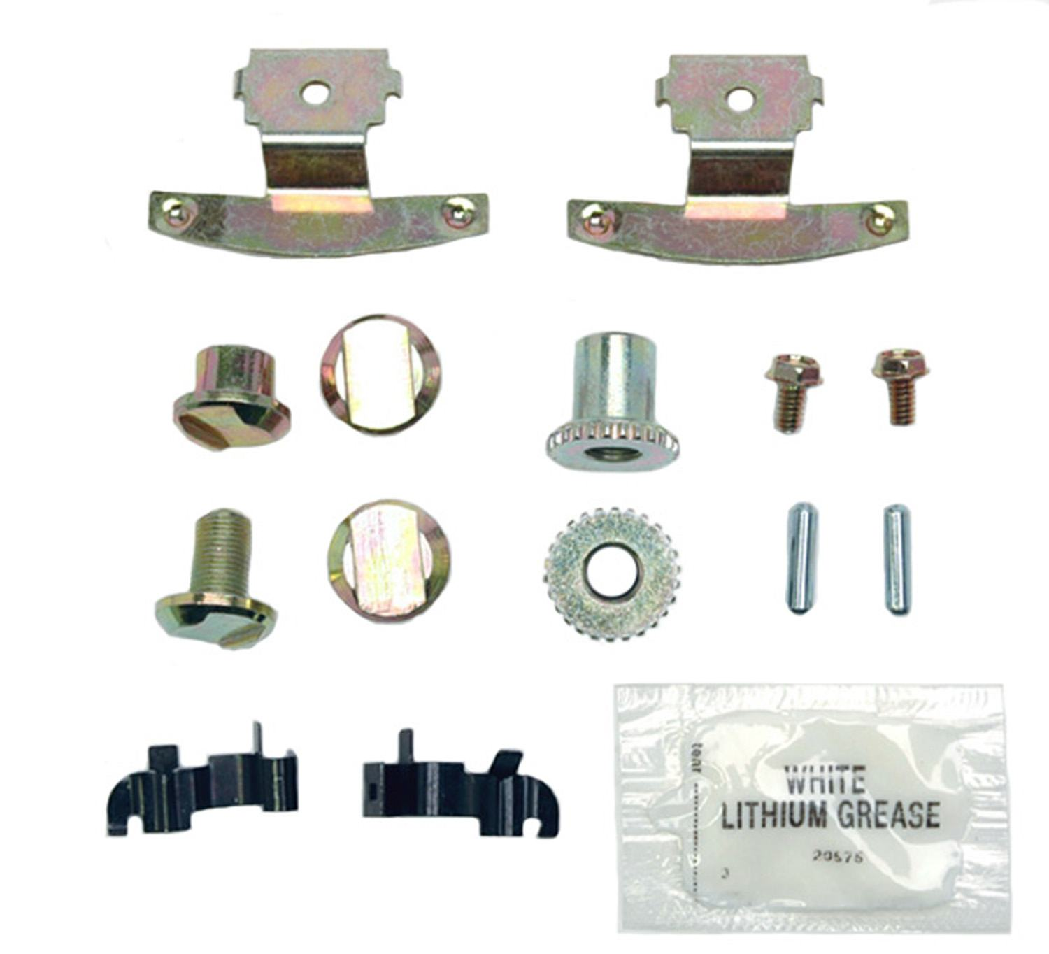 ACDELCO PROFESSIONAL BRAKES - Parking Brake Hardware Kit (Rear) - ADU 18K1629