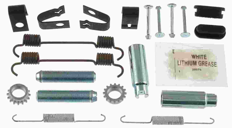 ACDELCO PROFESSIONAL BRAKES - Parking Brake Hardware Kit (Rear) - ADU 18K1633