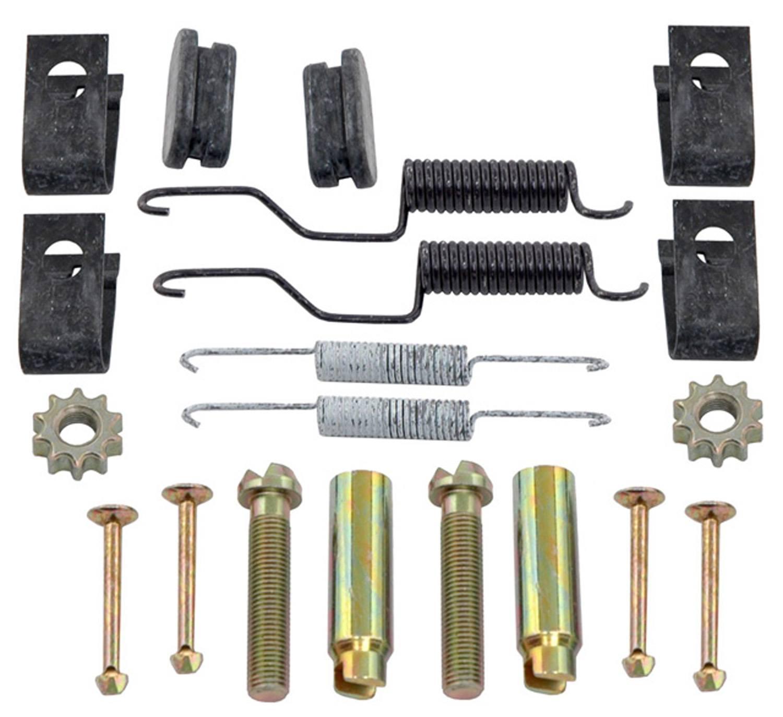 ACDELCO PROFESSIONAL BRAKES - Parking Brake Hardware Kit - ADU 18K1634