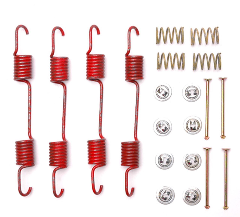 ACDELCO PROFESSIONAL BRAKES - Drum Brake Hardware Kit - ADU 18K1664
