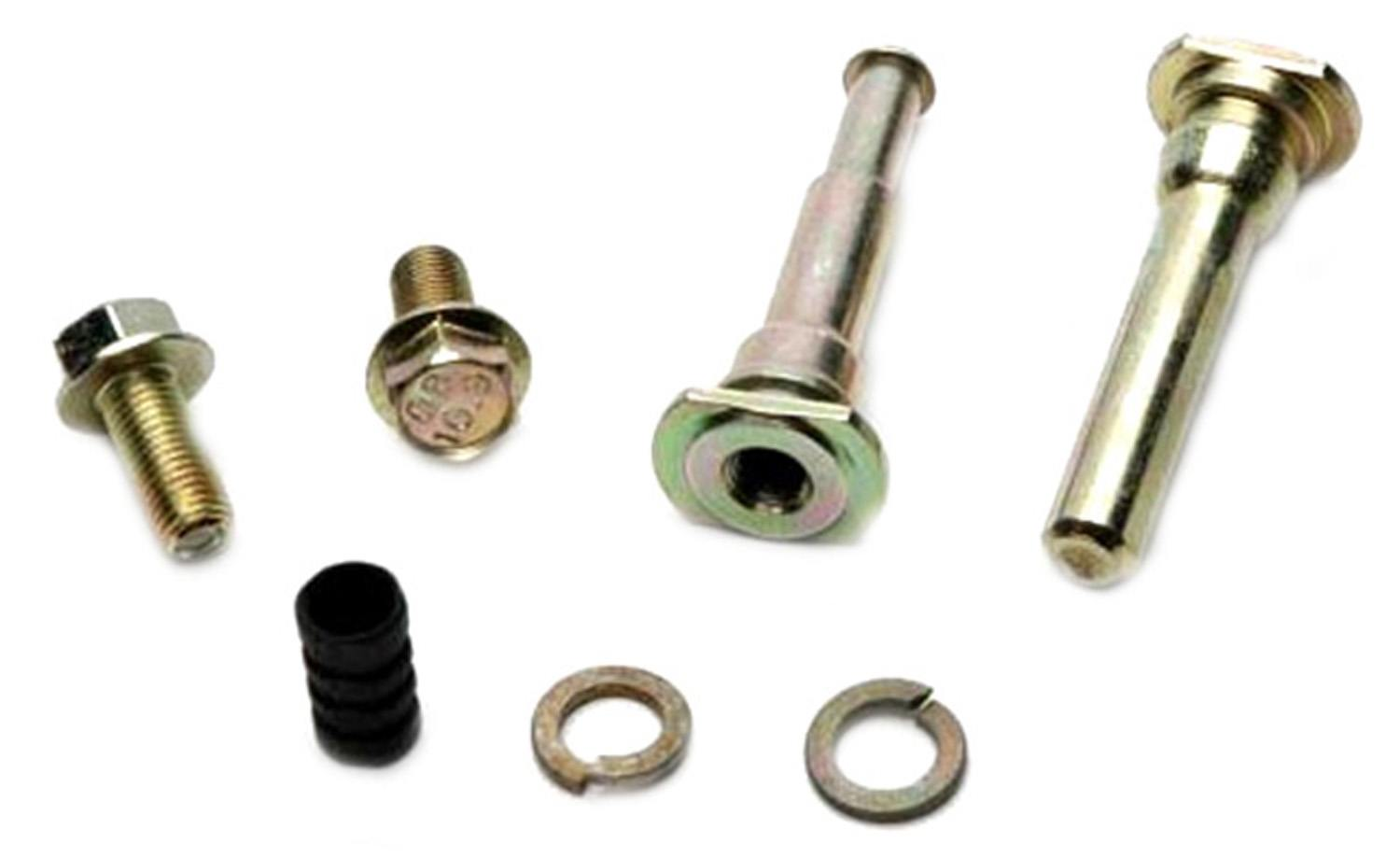 ACDELCO PROFESSIONAL BRAKES - Disc Brake Caliper Bolt Kit (Front) - ADU 18K172