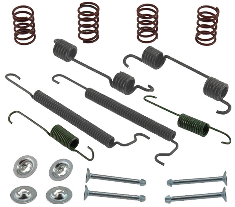 ACDELCO GOLD/PROFESSIONAL BRAKES - Drum Brake Hardware Kit (Rear) - ADU 18K1775