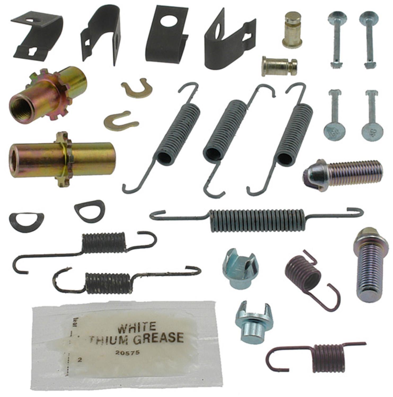 ACDELCO PROFESSIONAL  DURASTOP - Parking Brake Hardware Kit - ADU 18K1793
