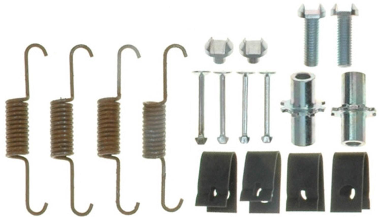 ACDELCO PROFESSIONAL  DURASTOP - Parking Brake Hardware Kit - ADU 18K2029