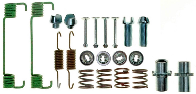 ACDELCO GOLD/PROFESSIONAL BRAKES - Parking Brake Hardware Kit - ADU 18K2030