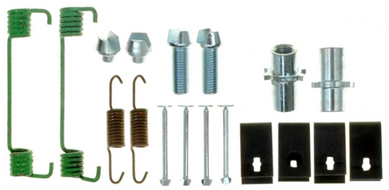 ACDELCO GOLD/PROFESSIONAL BRAKES - Parking Brake Hardware Kit - ADU 18K2032