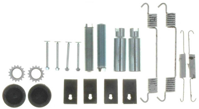 ACDELCO PROFESSIONAL BRAKES - Parking Brake Hardware Kit (Rear) - ADU 18K2033