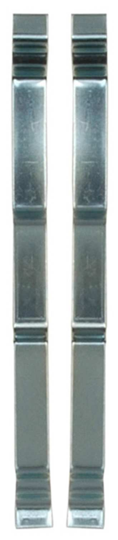 ACDELCO GOLD/PROFESSIONAL BRAKES - Disc Brake Anti-Rattle Clip - ADU 18K2085